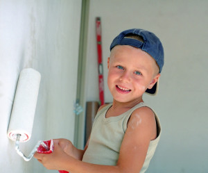 Kid Renovating